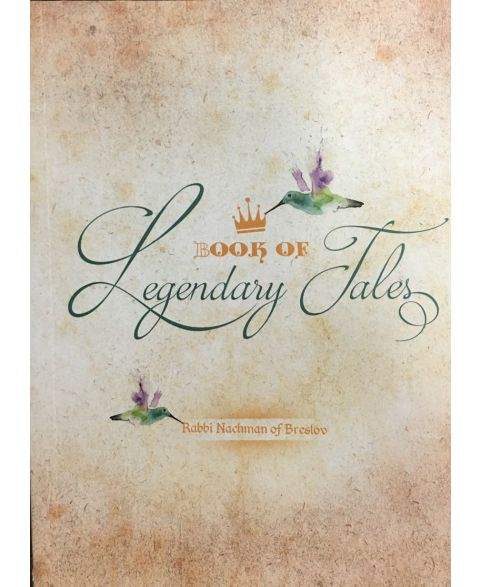 Book of Legendary Tales - English - Mid